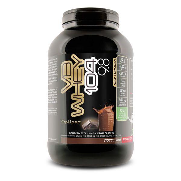 VB WHEY 104 9.8 Proteine idrolizzate adatte a crescita e mantenimento muscolare